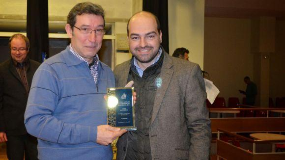 EL CEI, protagonista indiscutible en l'entrega dels premis de la FEEC