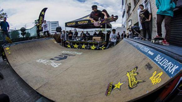 El Club Riders de Sant Cugat organitza aquesta tarda el torneig Skateboard
