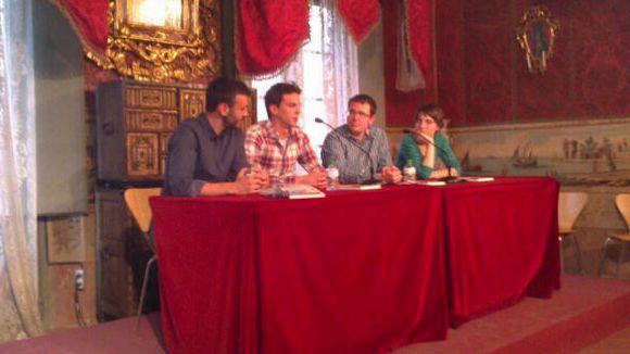 Cugat.cat apropa la publicació 'We are the catalans' als santcugatencs