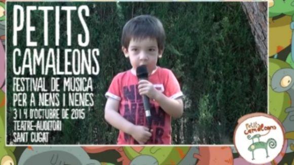 Últimes setmanes per participar al concurs 'Petits talents' de Cugat.cat
