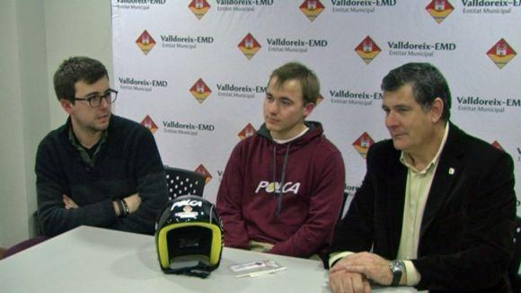Pol Carreras lluitarà per quedar entre els 15 primers a Sotxi