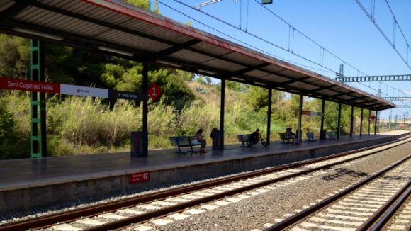 FGC es desmarca de la vaga del transport metropolità d'aquest dilluns
