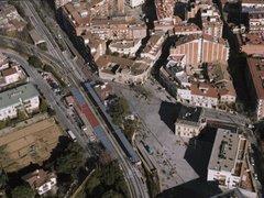 El pas soterrat de la plaça de Lluís Millet es tallarà al trànsit durant dues setmanes