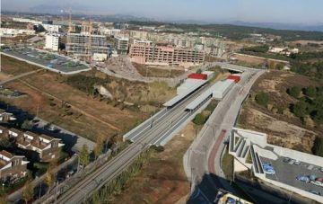 Comencen les obres de la nova estació de FGC de Vulpalleres