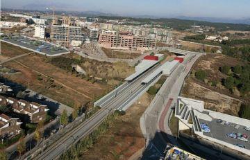 L'alcalde diu que l'estació dels FGC de Volpelleres podria entrar en funcionament per Sant Joan