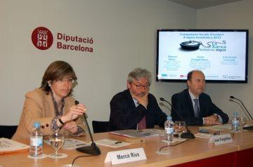 Sant Cugat es troba en situació d'emergència 1 per l'escassetat d'aigua a la conca del Ter-Llobregat
