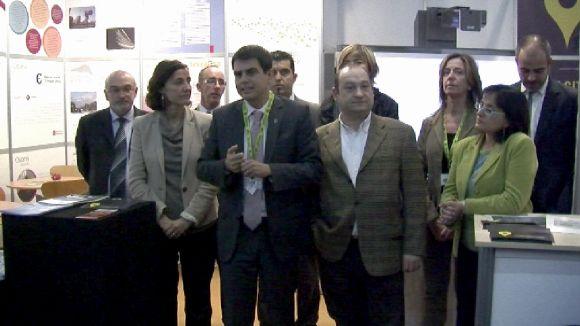 Sant Cugat exporta i importa idees a l'Smart City Expo