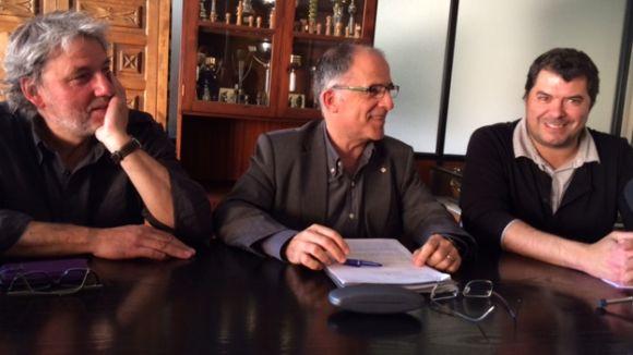 L'Ajuntament i la Unió acorden la fórmula per gestionar l'espai de forma consorciada