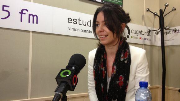 'El ocaso de Daphne', debut literari de la santcugatenca Estefania Álvarez