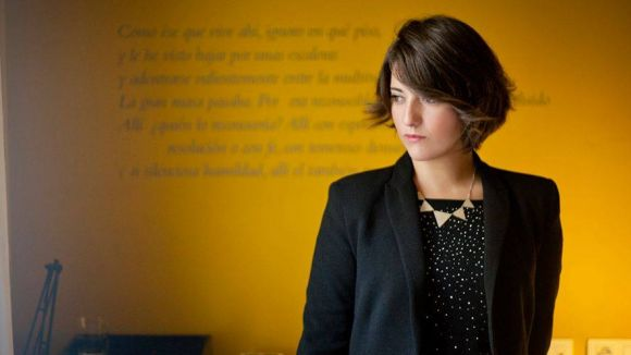 Estel Solé, coneguda pel seu paper a 'La Riera' / Facebook Estel Solé