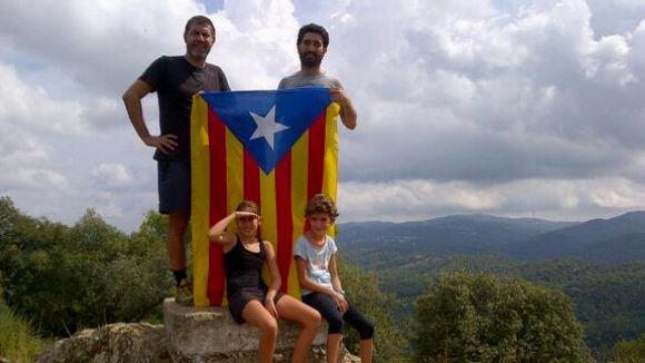 Estelades al Cim també pren el Puig Madrona