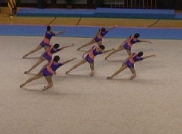 Sant Cugat, punt neuràlgic de la gimnàstica estètica amb la celebració del Campionat d'Espanya