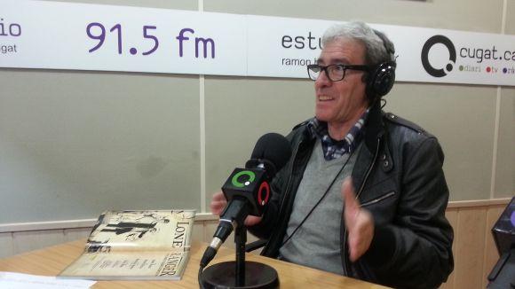 Esteve Polls, decebut amb el resultat de la pel·lícula 'El genet solitari'