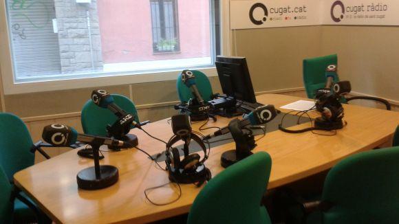 A les vuit, Cugat.cat oferiex un programa radiofònic de seguiment dels resultats
