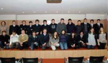 Un alumne del Viaró es proclama el millor estudiant de batxillerat del concurs Excellence de la UIC