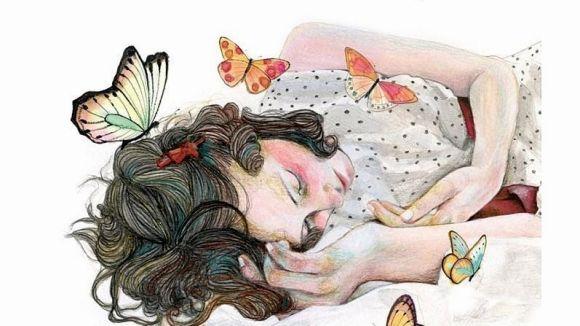Nina Da Lua publicarà 'I et despertes: mentre les papallones filen'