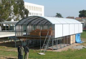 L'ETSAV acollirà el primer laboratori universitari de l'Estat de construcció sostenible