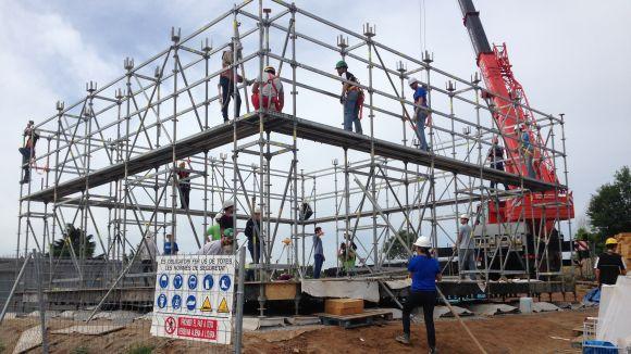 L'ETSAV competeix al Solar Decathlon Europe amb el projecte Ressò