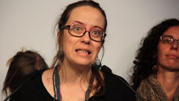 La diputada Eulàlia Reguant participarà a la trobada / Foto: ACN