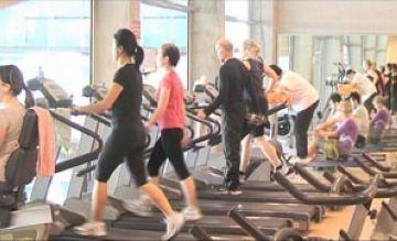El gimnàs Eurofitness incorpora un punt de recàrrega per a mòbils