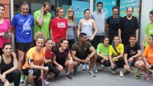 Sant Cugat s'estrena avui com a Ciutat Europea de l'Esport amb una marató esportiva per a tots els públics