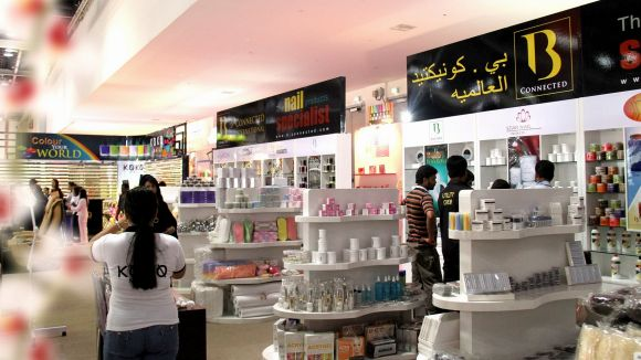 Eurofragance participa a la fira Beauty World Middle East de Dubai