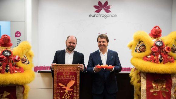 Eurofragance inaugura un centre creatiu a Singapur
