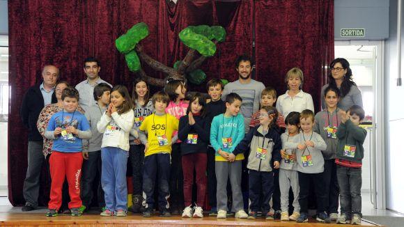 Dues escoles de la ciutat aprenen a estalviar energia amb Euronet 50/50