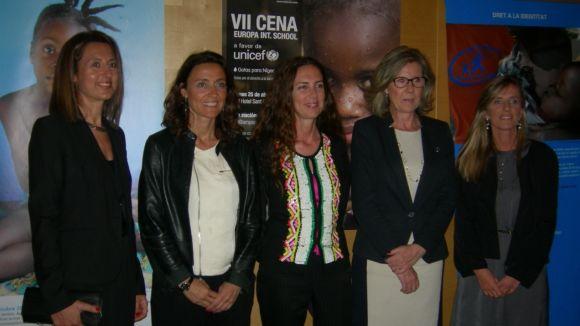 El sopar benèfic de l'escola Europa recapta uns 10.000 euros per al Níger
