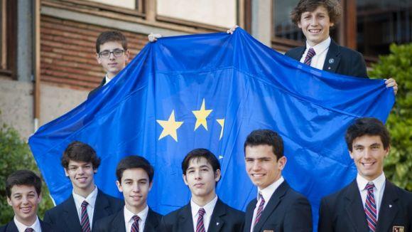 Estudiants del Viaró participen al concurs Euroscola amb una proposta sobre el dret d'asil