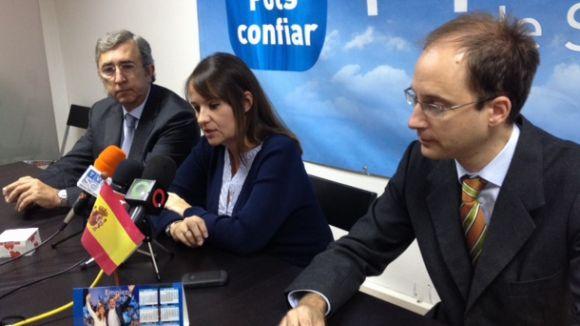 El PP vincula l'avançament de les eleccions a la 'mala' gestió de Mas