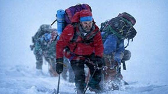 'Everest' encapçala les estrenes de cinema de Sant Cugat