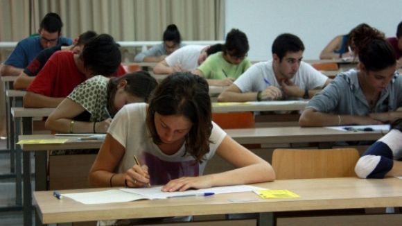 Els estudiants ja tenen disponibles diverses aules d'estudi a la ciutat