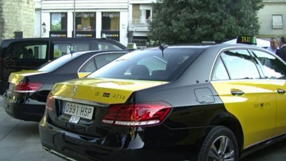 Excel Taxi Sant Cugat es presenta en societat