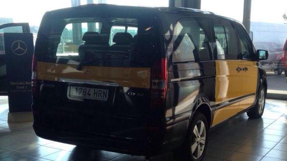 Excel Taxi incorpora tres nous vehicles a la seva flota