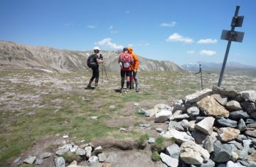 L'Ultra Trail Sobrarbe amb presència santcugatenca
