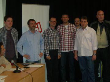El santcugatenc Agustí Guerrero, nou secretari d'Imatge de SI al Vallès Occidental