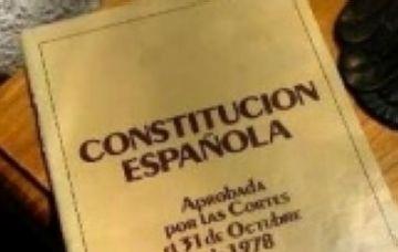 Crítiques d'ERC i de les JERC a la Constitució espanyola en el dia de la seva commemoració