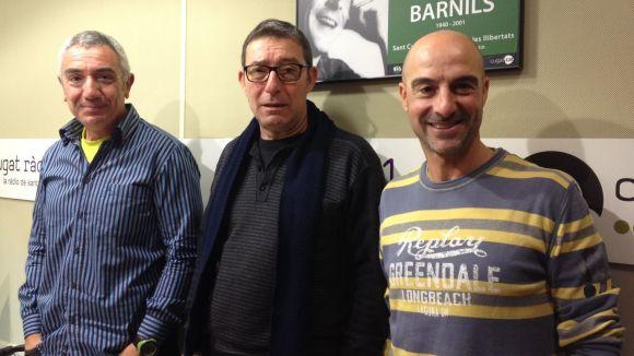 Fermí Marco, Xavi Sans i Santi Sala