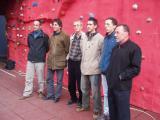 Els alpinistes, d'entre 21 i 67 anys, intentaran fer el cim des de la cara nord
