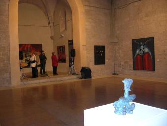Eduardo Arranz-Bravo porta un recull de la seva última obra inèdita a Sant Cugat