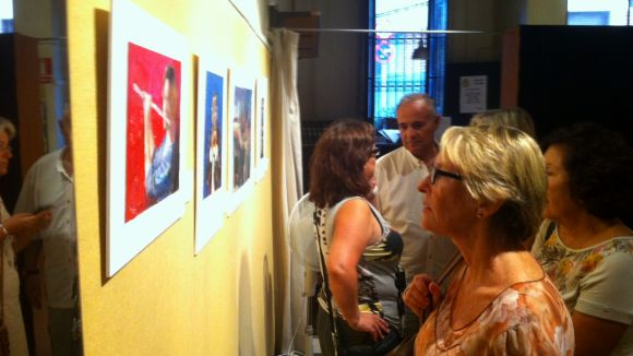 Lluís Romero exposa els seus dos últims anys de creació a l'Ateneu