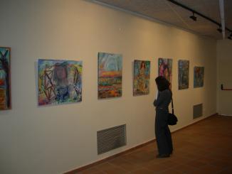Josep Sala exposa '80 Anys de creativitat' a la Sala Rusiñol