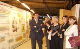 L'alcalde Recoder va inagurar l'exposició