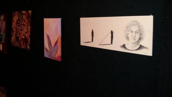 Valldoreix reivindica la igualtat de la dona a través de l'art