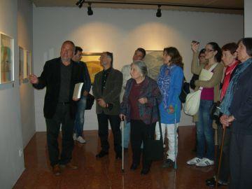 L'exposició 'Dues Ribes' estén un pont entre artistes catalans i balears