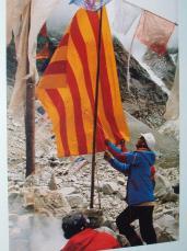 L'exposició mostra les expedicions catalanes.