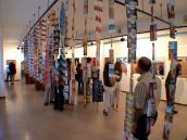 La mostra recull obres de 40 artistes