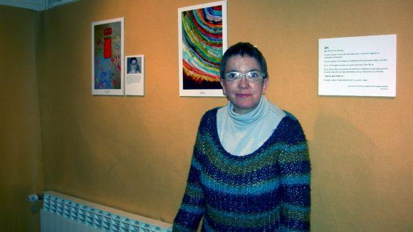 Els usuaris del Taller Jeroni de Moragas mostren la seva obra a '[jo]'