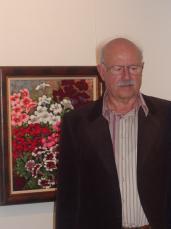 L'exposició de Joan tortosa enceta el cicle d'artistes locals a la Casa de Cultura.